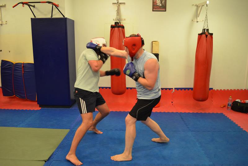 Групповые тренировки по боксу