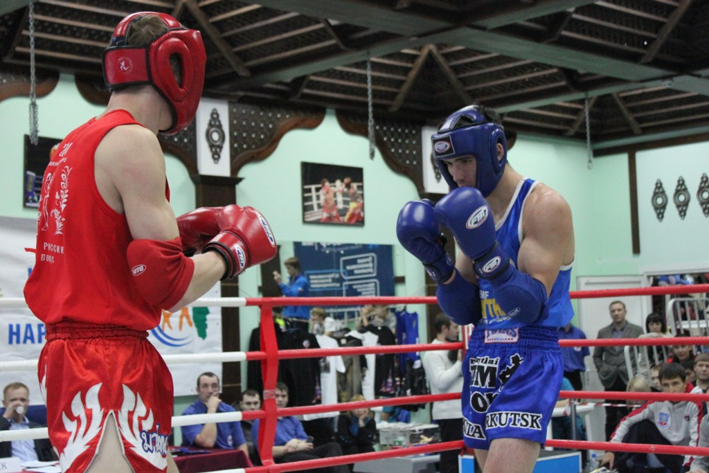 Бокс без спаррингов
